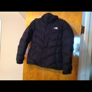 The North Face parka M